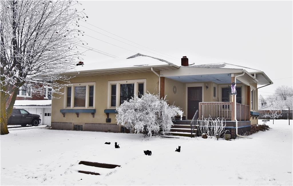 107 W Mill Street Property Photo - Loyal, WI real estate listing