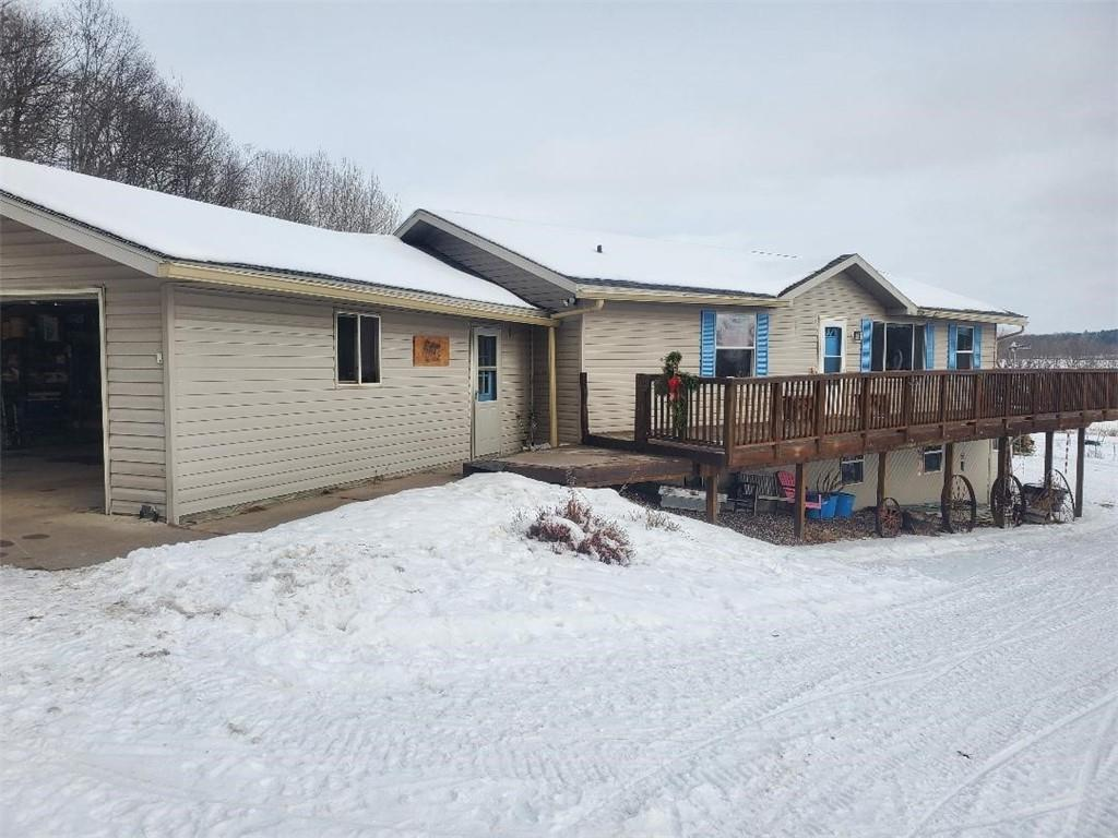 483 11th Street Property Photo - Prairie Farm, WI real estate listing