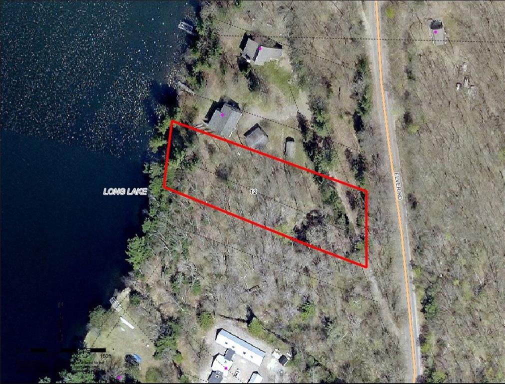 Lot 2 Elver Road Property Photo - Birchwood, WI real estate listing
