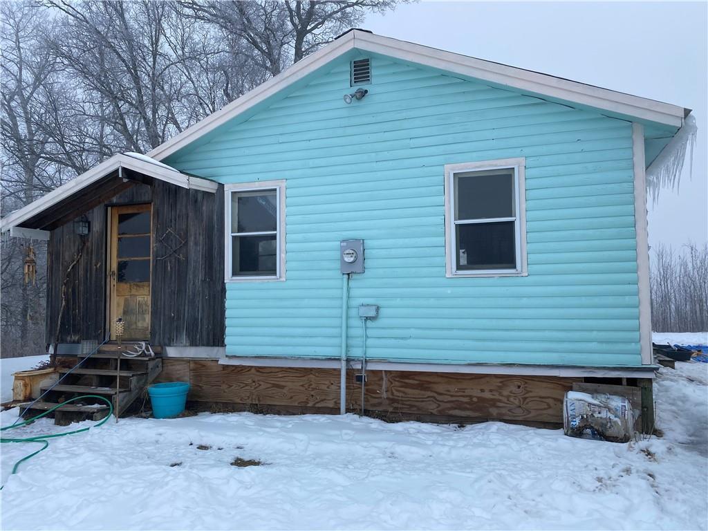 N 10078 Hay Lake Road Property Photo - Springbrook, WI real estate listing