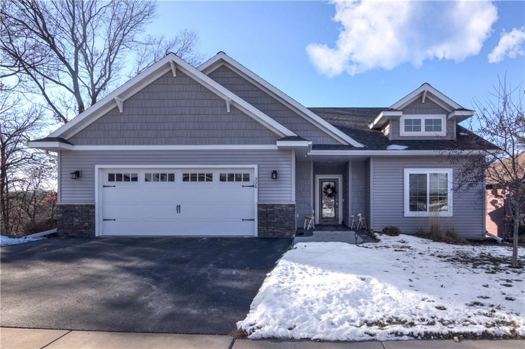 338 Club View Lane Property Photo - Altoona, WI real estate listing