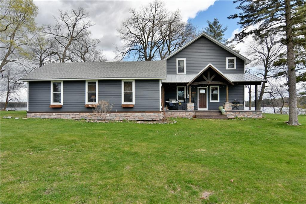 1326 N Island Parking Road Property Photo - Sarona, WI real estate listing