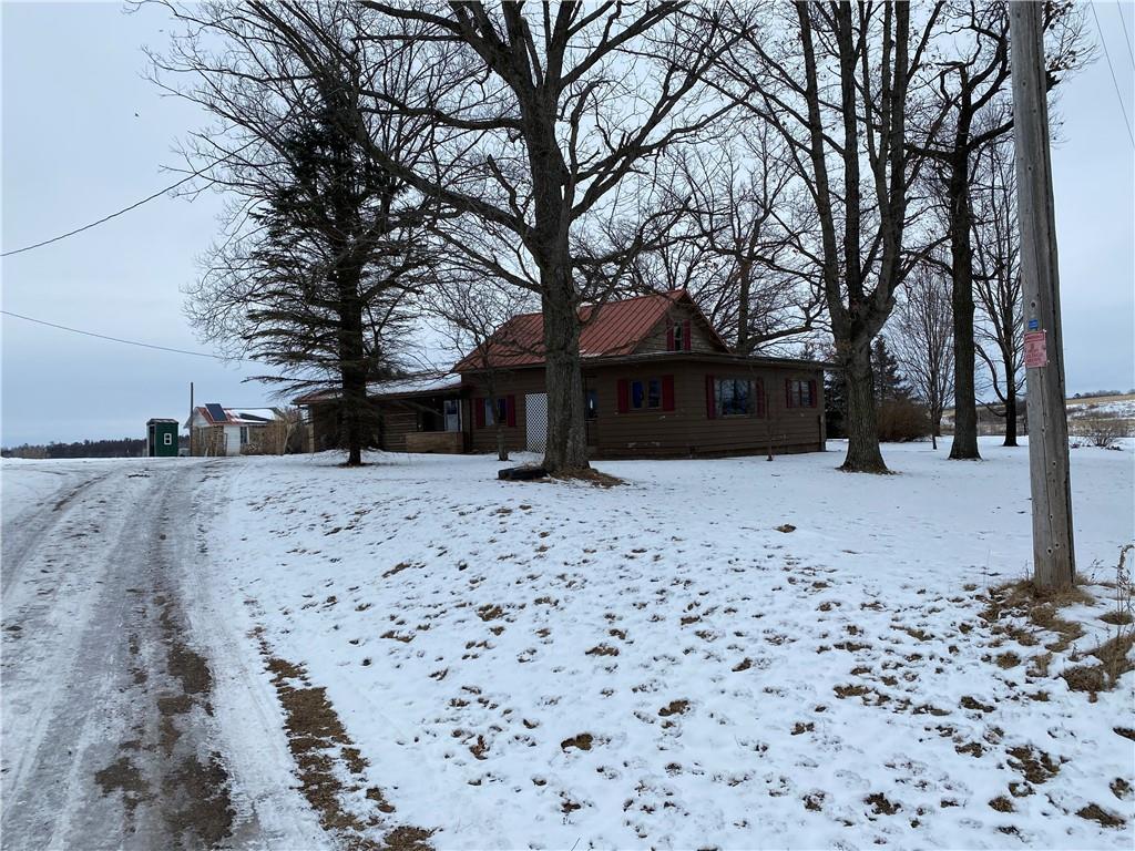 2986 1/4 Avenue Property Photo - New Auburn, WI real estate listing