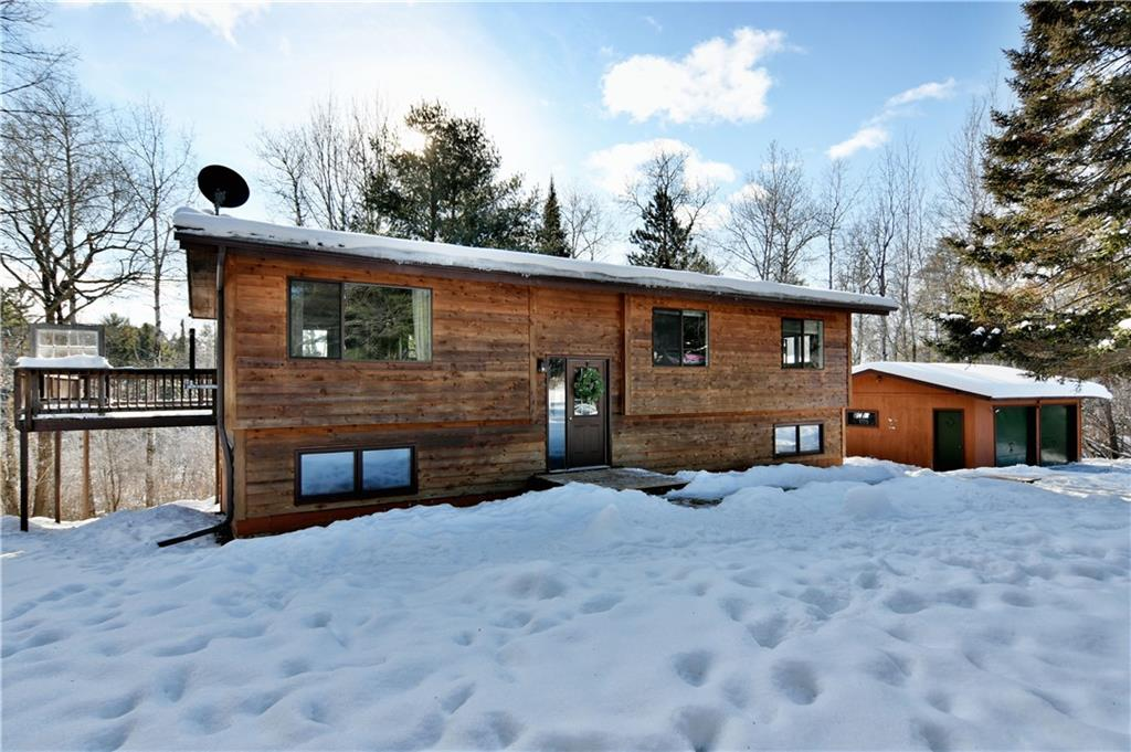 16755 Stone Pine Drive Property Photo - Cable, WI real estate listing