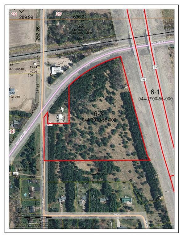 X 19th Street Property Photo - Cameron, WI real estate listing