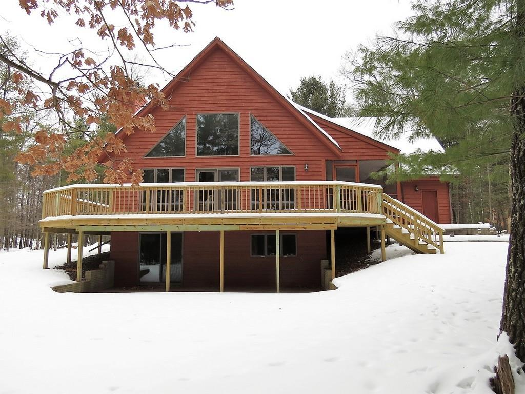 3137 Spring Green Court Property Photo - Danbury, WI real estate listing