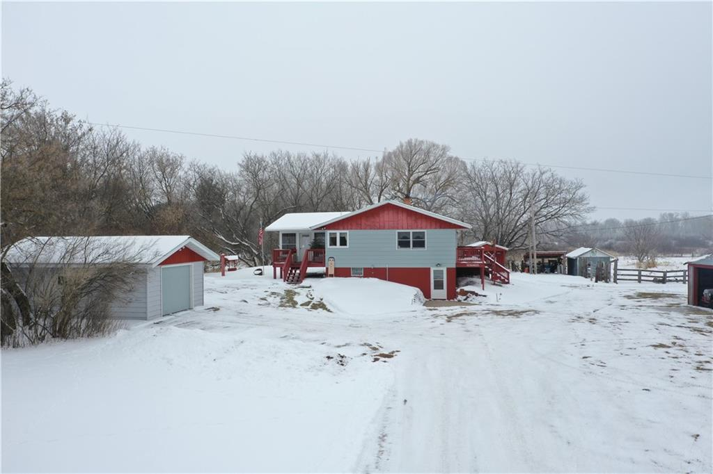 24225 Range Line Rd Road Property Photo - Grantsburg, WI real estate listing