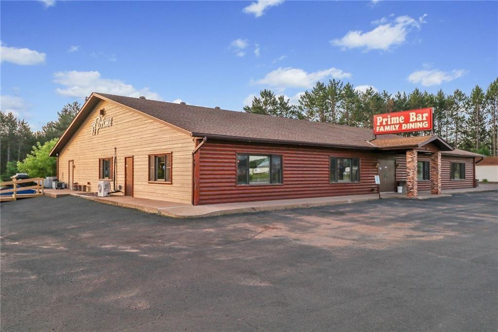 7294 Service Road Property Photo - Trego, WI real estate listing