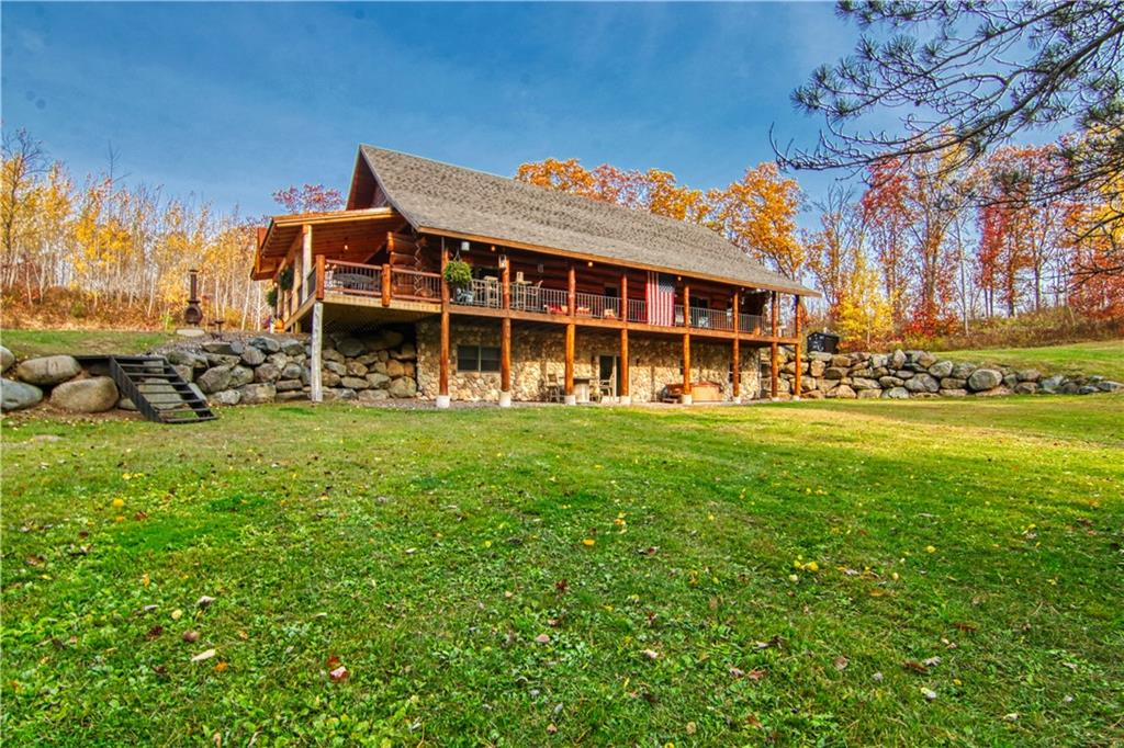 16244 W Henks Road Property Photo - Hayward, WI real estate listing