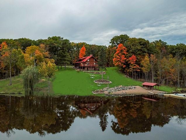 17251 290th Avenue Property Photo - New Auburn, WI real estate listing