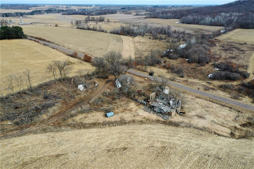 22992 County Highway DD Property Photo - New Auburn, WI real estate listing