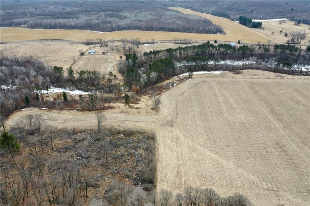 22992 Middle Parcel County Highway DD Property Photo - New Auburn, WI real estate listing