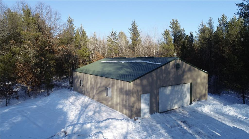 14050 Bloom Road Property Photo - Grantsburg, WI real estate listing