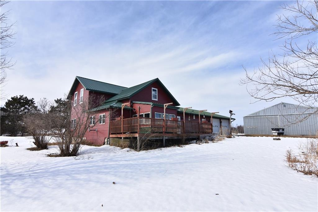 29978 State Hwy 64 Property Photo - Cornell, WI real estate listing