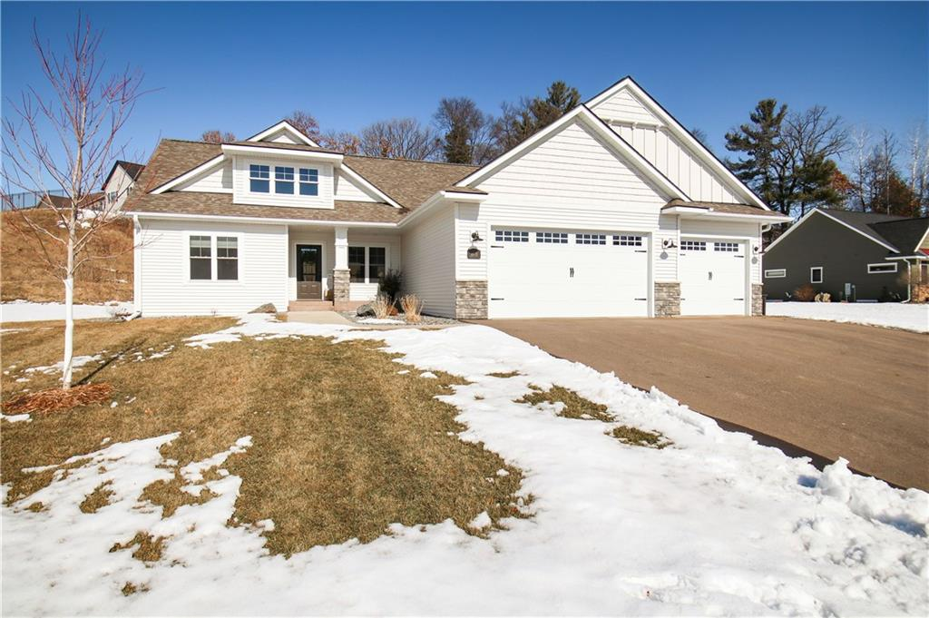 1575 Southern Hills Court Property Photo - Altoona, WI real estate listing