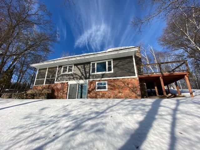 W6007 Ross Road Property Photo - Trego, WI real estate listing