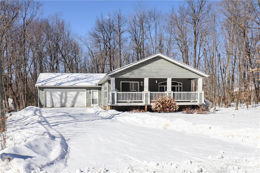 30424 279th Street Property Photo - Holcombe, WI real estate listing