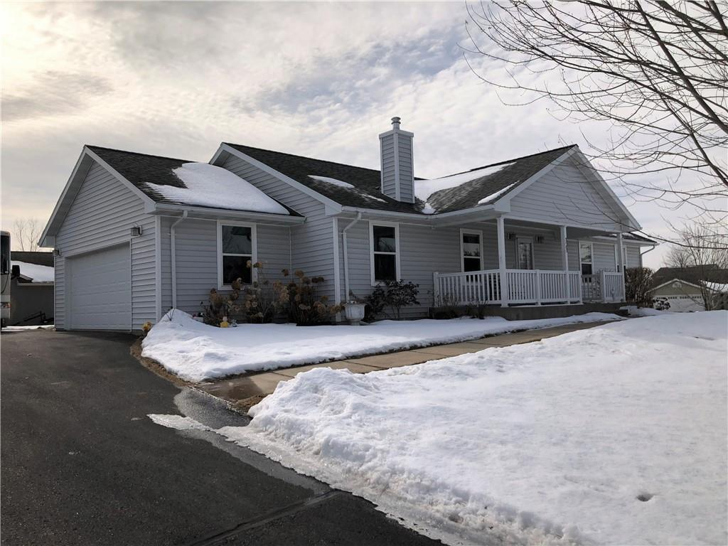 121 Grandview Drive Property Photo - Cadott, WI real estate listing
