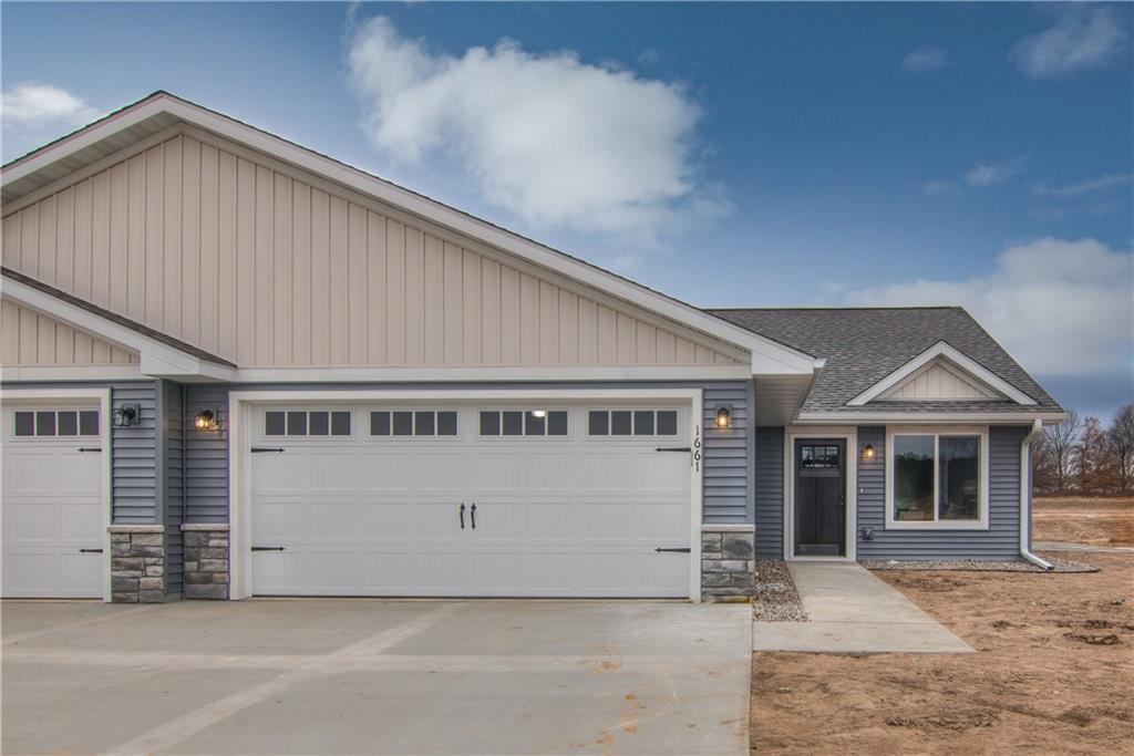1653 Keanan Lane Property Photo - Altoona, WI real estate listing