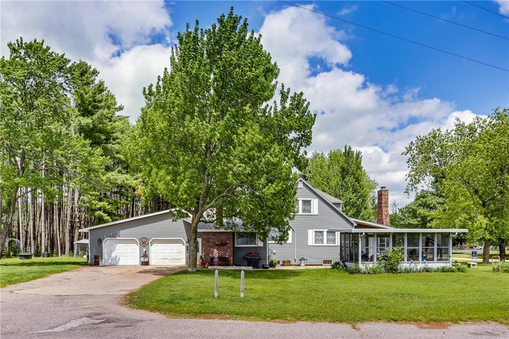 N6931 Ellis Road Property Photo - Pittsville, WI real estate listing