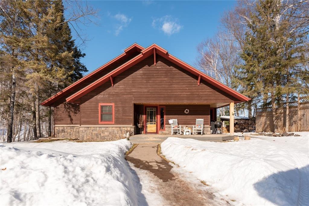 10860 S Long Lake Road Property Photo - Iron River, WI real estate listing