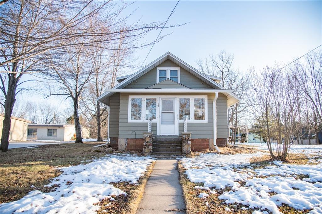207 E Brown Street Property Photo - Augusta, WI real estate listing