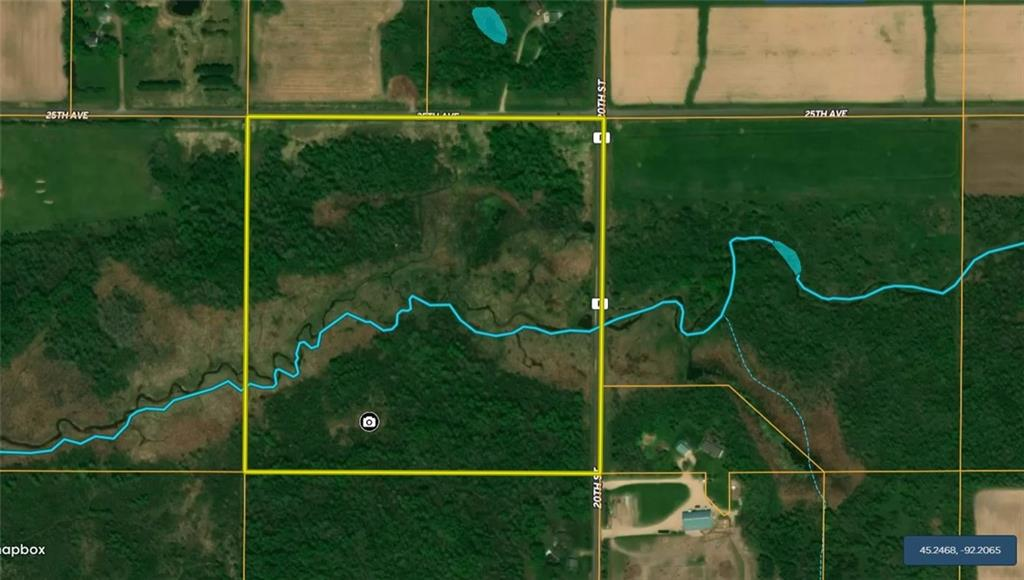 0 County P Property Photo - Clear Lake, WI real estate listing