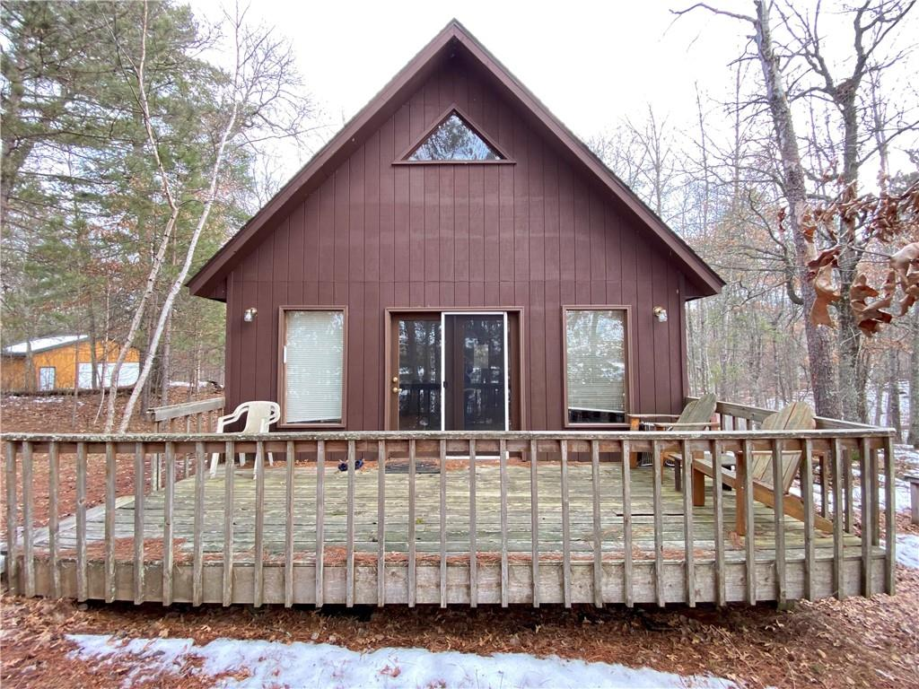 9458 W Lakewood Drive Property Photo - Spooner, WI real estate listing