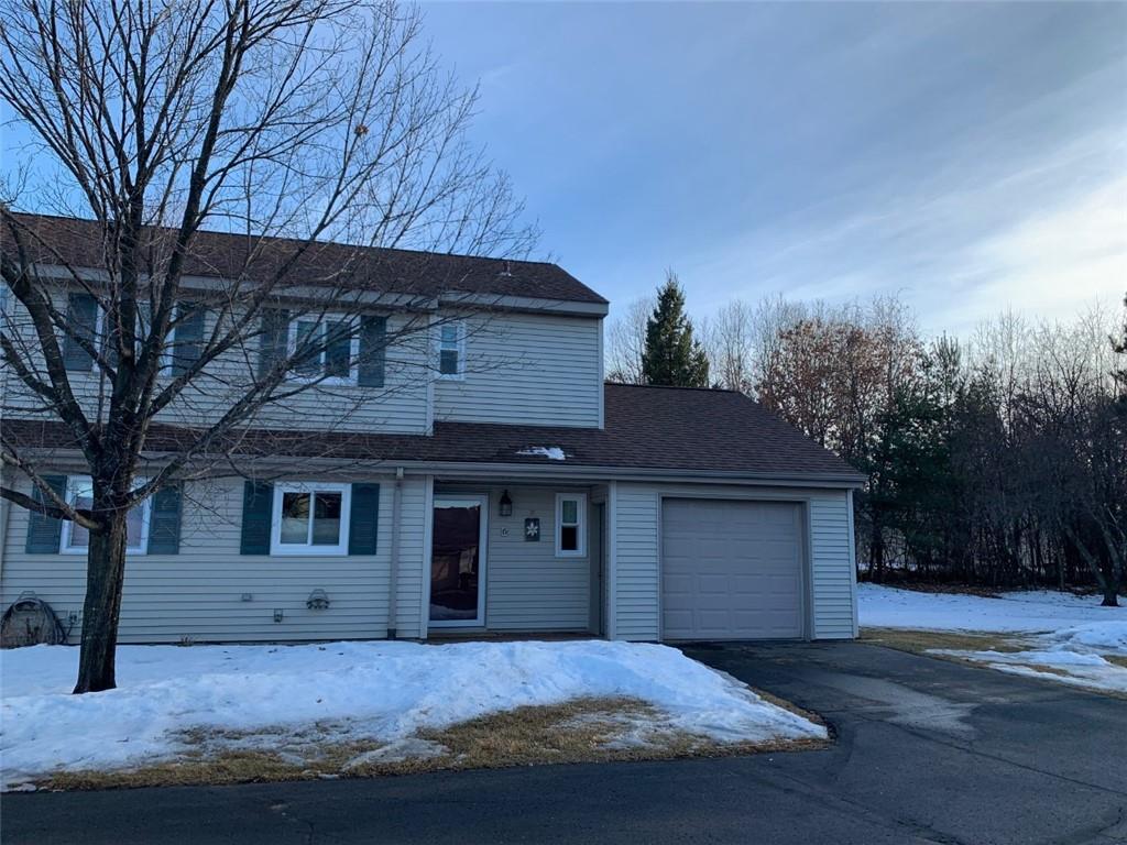 6644 189th Street #6 Property Photo - Chippewa Falls, WI real estate listing