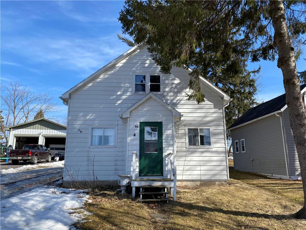 816 N Franklin Street Property Photo - Stanley, WI real estate listing
