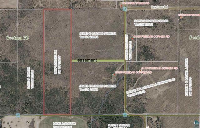 xxx Freidas Corner Road Property Photo - Mason, WI real estate listing