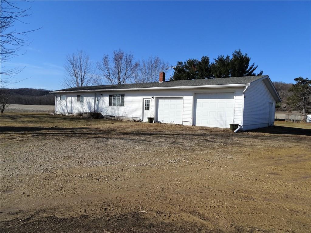 N5335 Plummer Road Property Photo - Arkansaw, WI real estate listing
