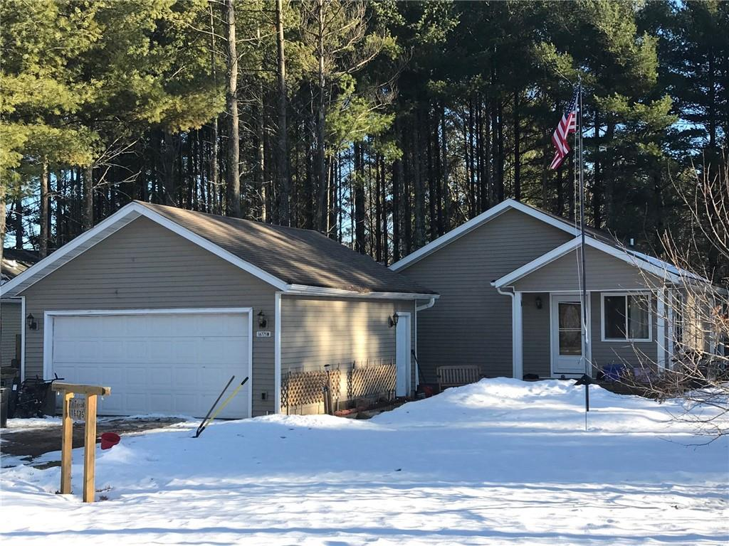 16775 W 2nd Street Property Photo - Stone Lake, WI real estate listing