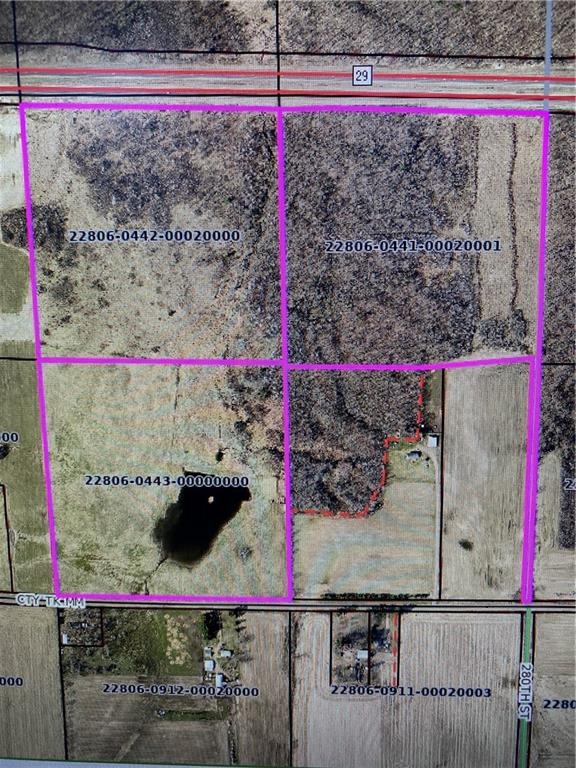 117 Acres Cty Hwy Mm Property Photo