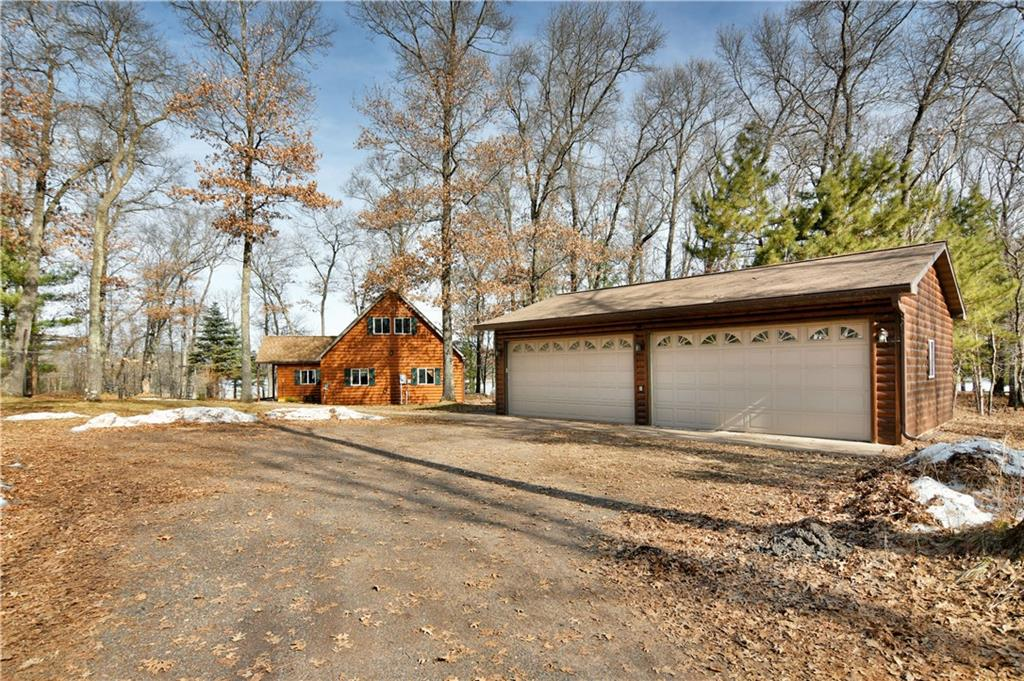 3372 Dhein Drive Property Photo - Webster, WI real estate listing