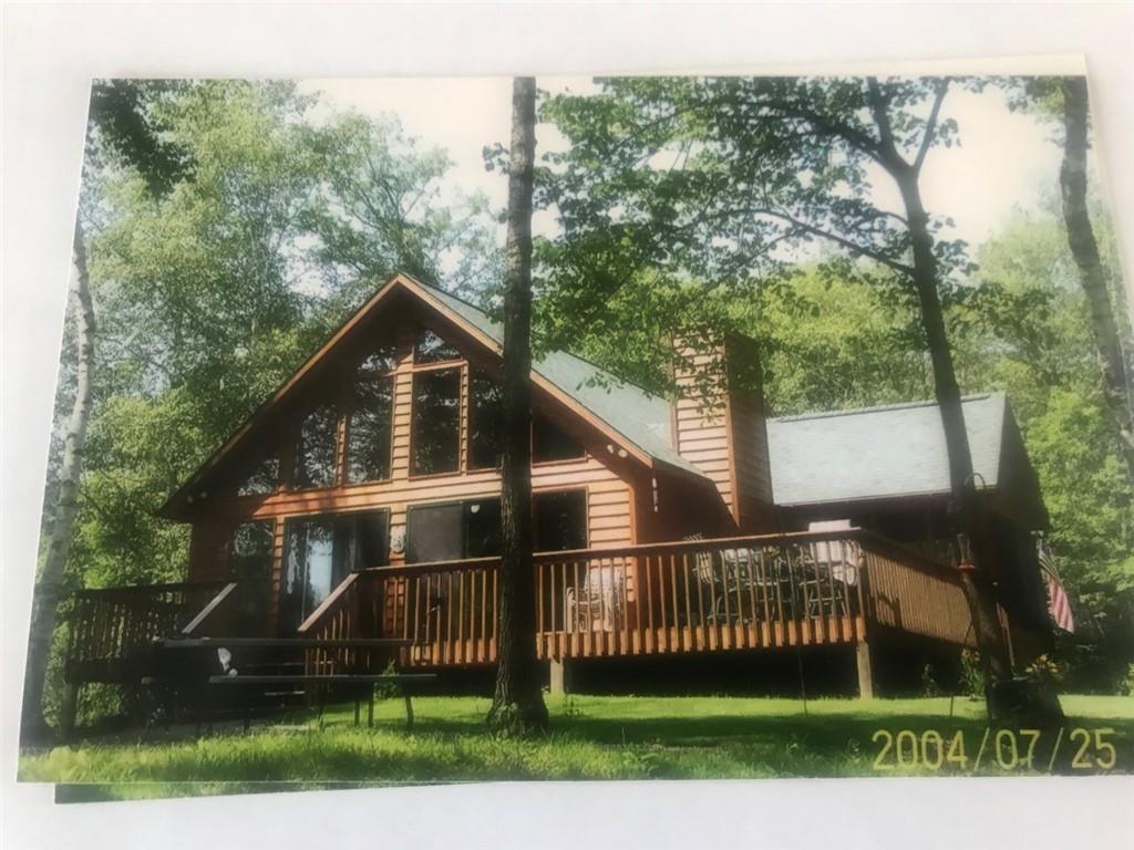 1524 & 1550 N Sunset Beach Drive Property Photo - Birchwood, WI real estate listing