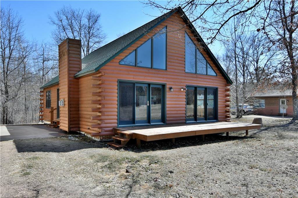 N5430 Nest Of Eagles Lane Property Photo - Spooner, WI real estate listing
