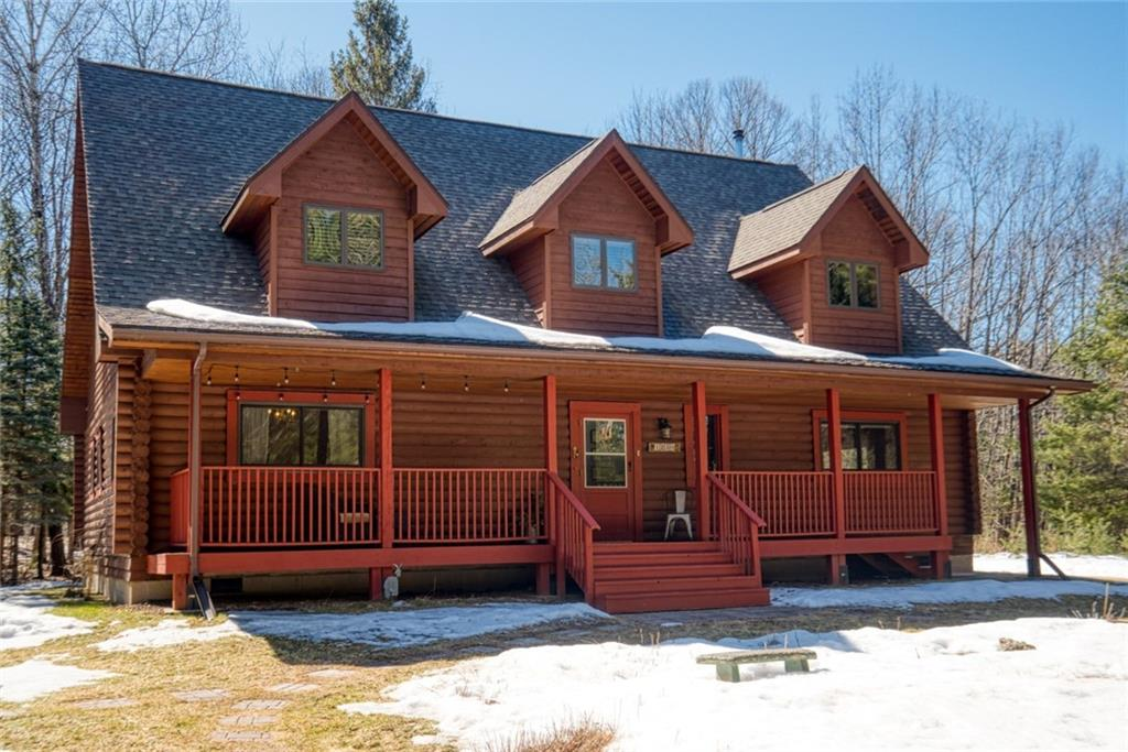 1230 S Lake Drive Property Photo - Shell Lake, WI real estate listing