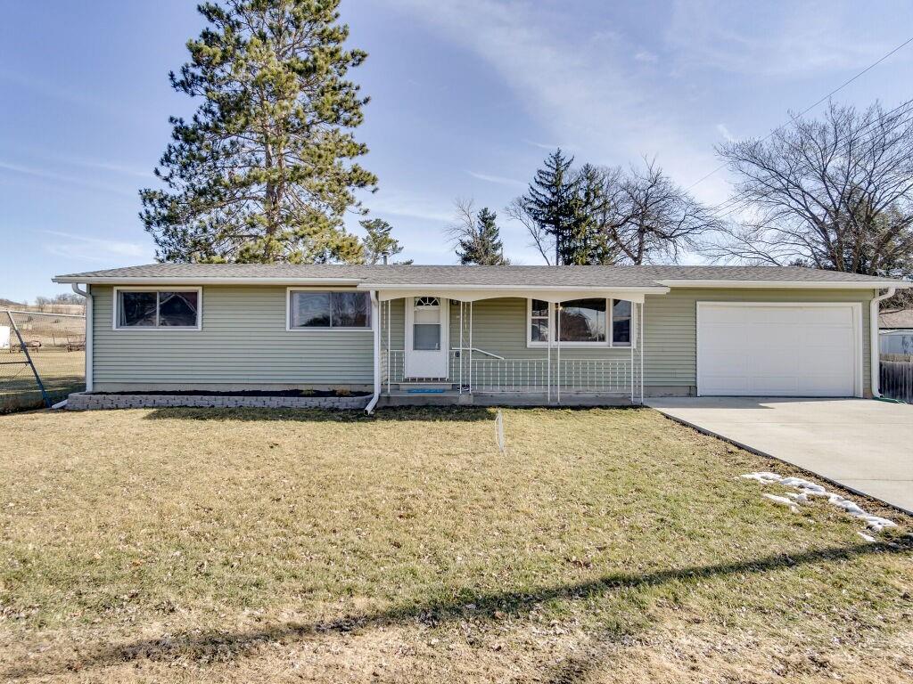132 Elder Street Property Photo - Hixton, WI real estate listing