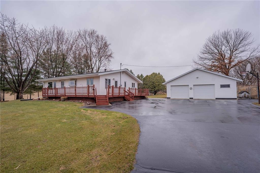 4402 20th Avenue Property Photo - Elk Mound, WI real estate listing