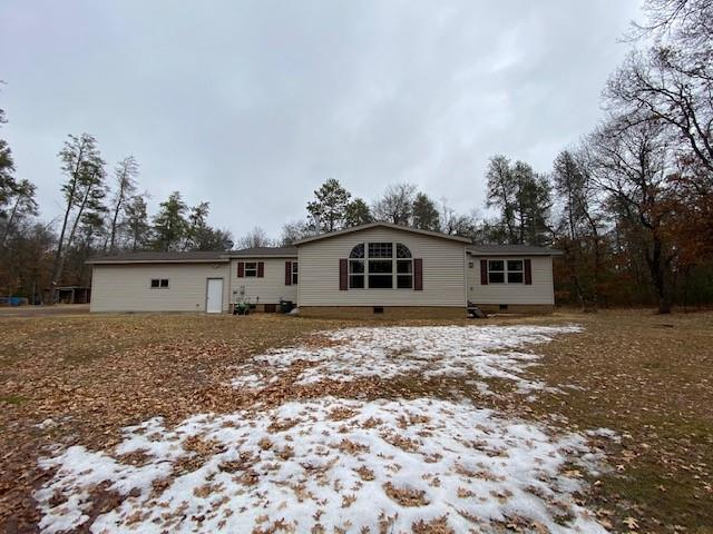 15874 S Newsome Road Property Photo - Minong, WI real estate listing