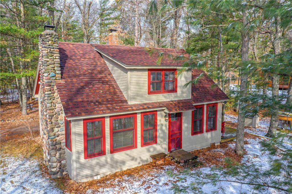 27736 Yellow Lake Road Property Photo - Webster, WI real estate listing