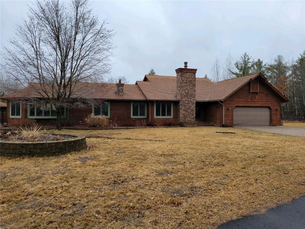 N12938 Greenwood Road Property Photo - Minong, WI real estate listing