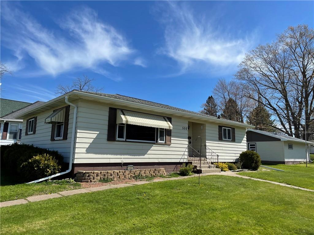 500 Bates Street Property Photo - Cornell, WI real estate listing
