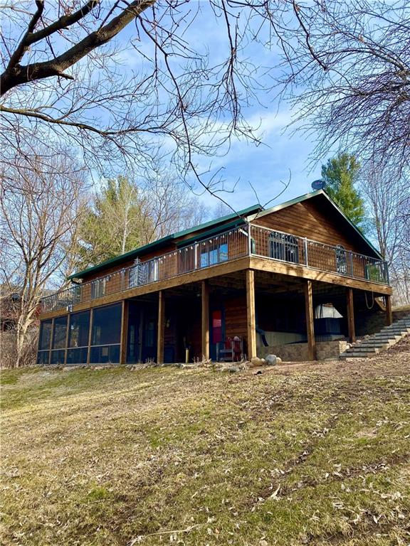 N2411 County Highway P Property Photo - Sarona, WI real estate listing