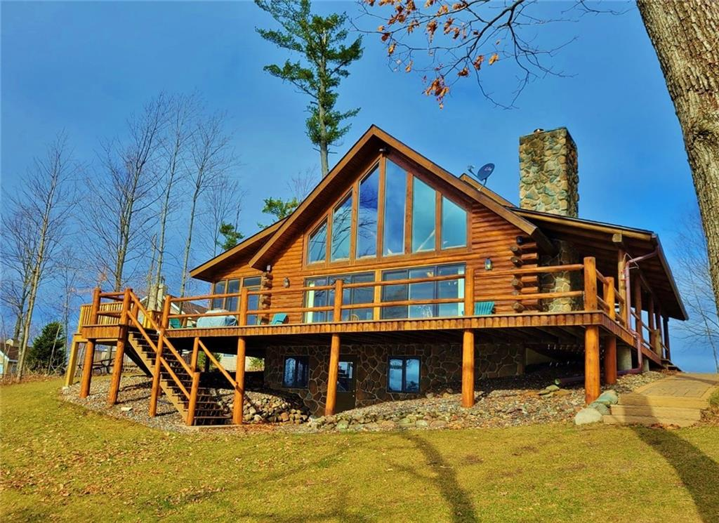 36 Greatwood Lane Property Photo - Turtle Lake, WI real estate listing