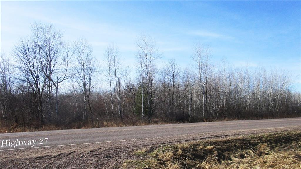 0 Hwy 27 Property Photo - Holcombe, WI real estate listing