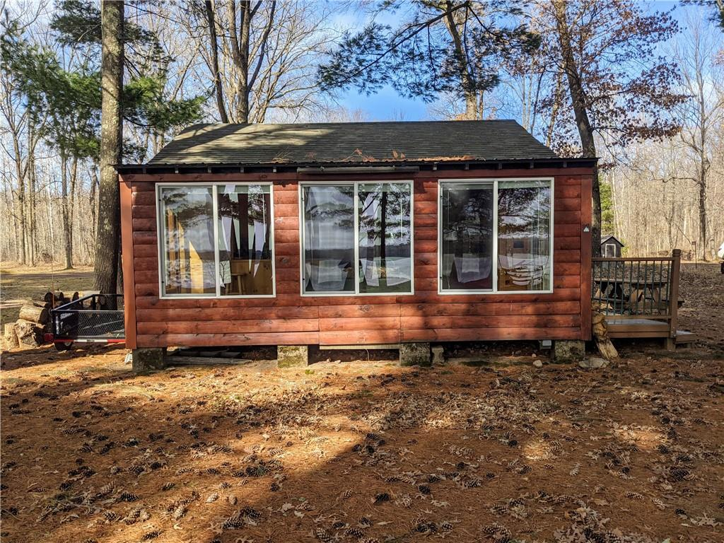 24686 Sunfish Bay Road Property Photo - Siren, WI real estate listing