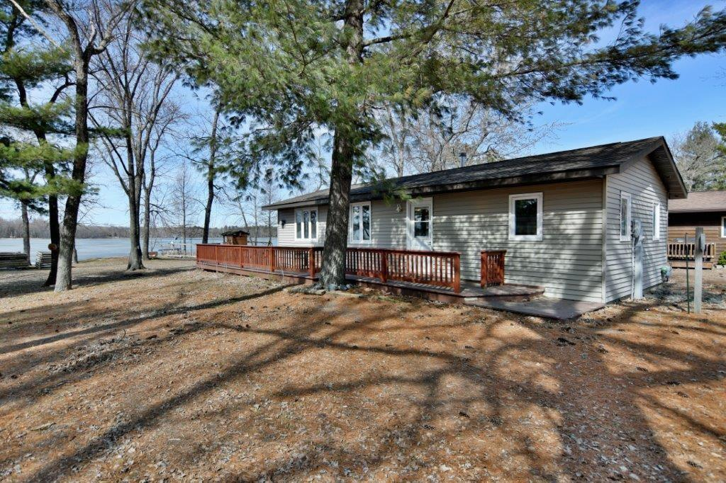 24505 Clam Lake Drive Property Photo - Siren, WI real estate listing