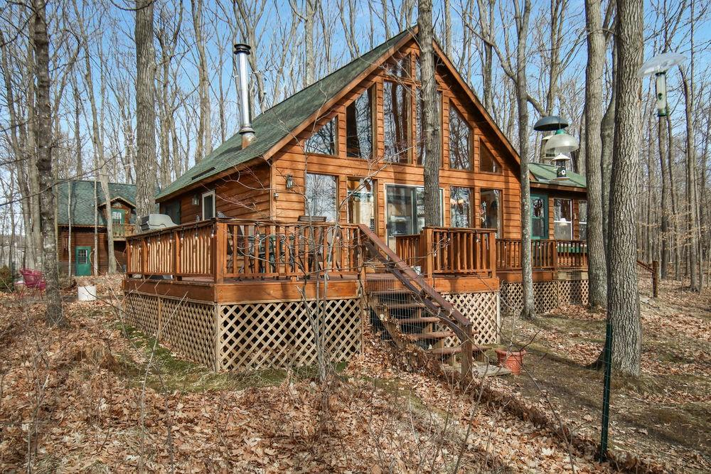 427 Little Ripley Spur Property Photo - Shell Lake, WI real estate listing
